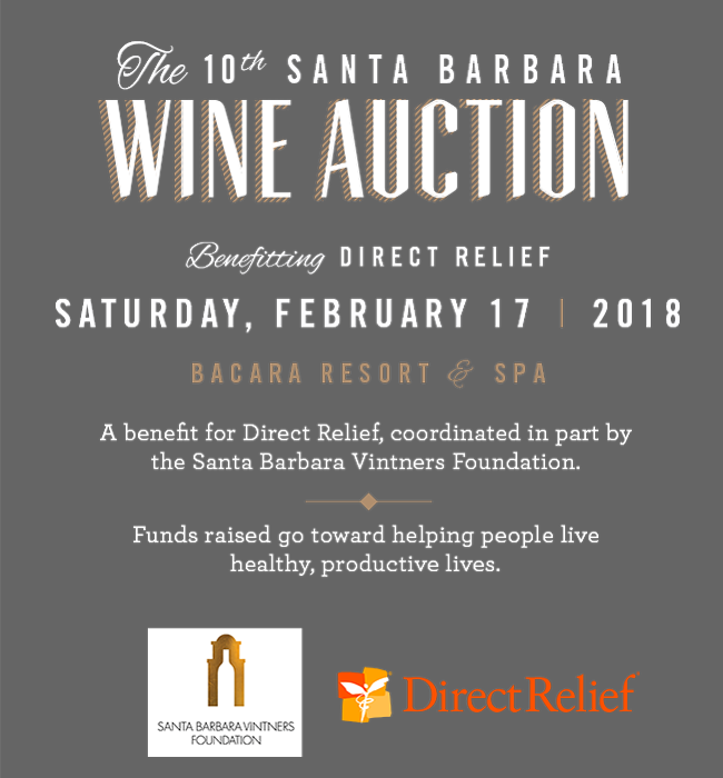 Santa Barbara Wine Auction at the Bacara