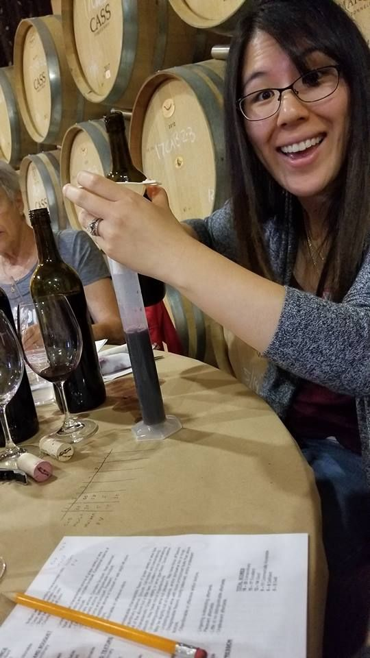 Wine Blending Trial