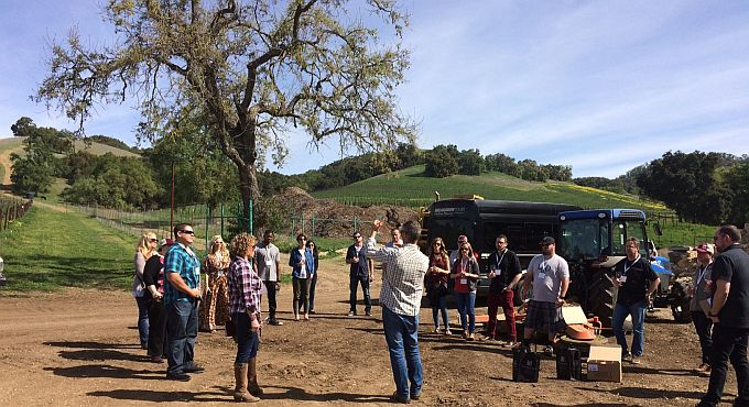 Vineyard Walk and Wine Education with Breakaway Tours