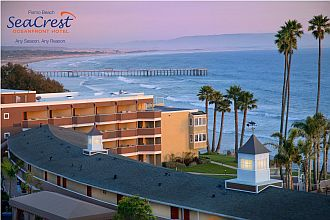 Wine tour package with Sea Crest Resort, pismo beach