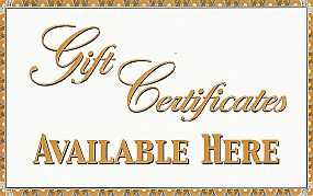 Gift Certficates for Wine Tours