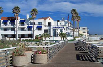 Sandcastle Inn Wine Tour Package Pismo Beach Ca