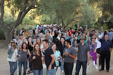Sta. Rita Hills Wine and Fire event